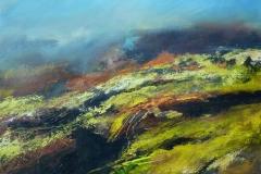 Landscape 'Peat Hag'